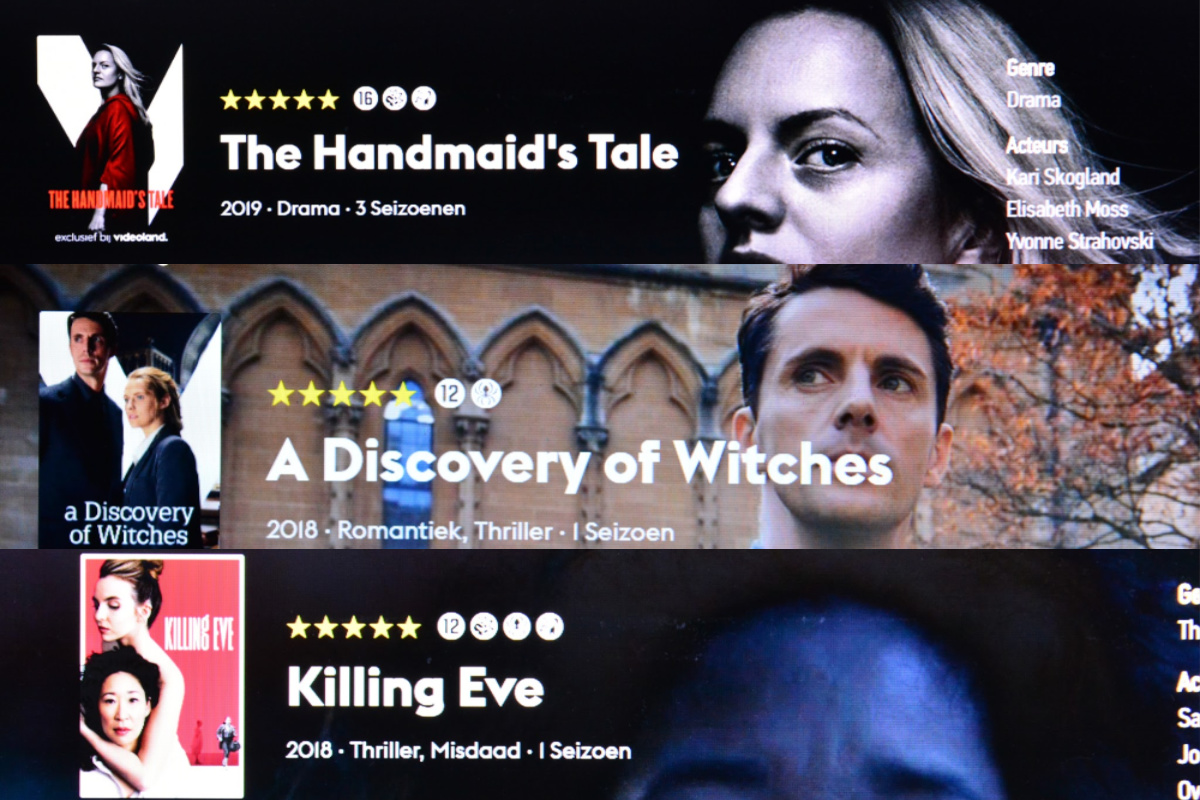 Deze 3 series zijn echt de moeite waard op Videoland